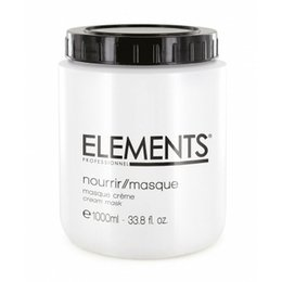 Maschera Cremosa Nourrir Masque Elements 1000 ml.