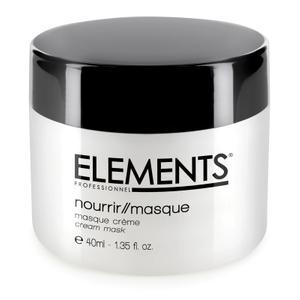 Nourrir Masque Maschera Cremosa Elements 40 ml.