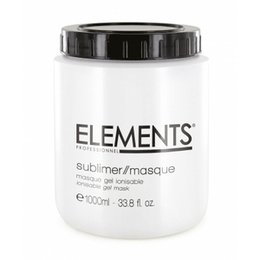 Maschera Gel Ionizzabile Sublimer Masque Elements 1000 ml.