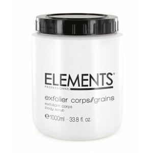 Exfolier Corps Grains Peeling esfoliante Corpo Elements 1000 ml.