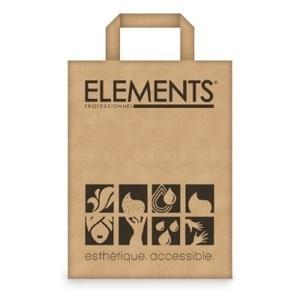 Sacchetto Cliente in Carta Elements conf. 10 sacchetti