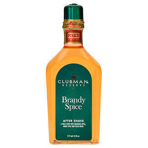 Clubman After Shave Brandy Spice 177 ml.
