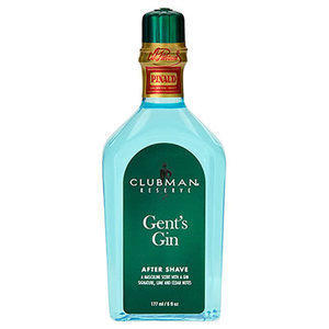 Clubman After Shave Gentlemans Gin 177 ml.