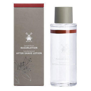 Muhle Aftershave Lotion Sandalwood 125 ml.
