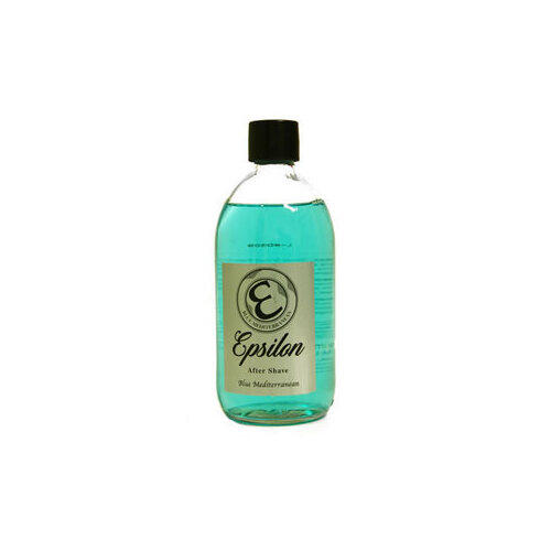 After Shave Epsilon Blue Mediterranean 400 ml.