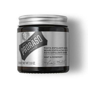 Proraso Pasta esfoliante per Barba Mint & Rosemary 100 ml.