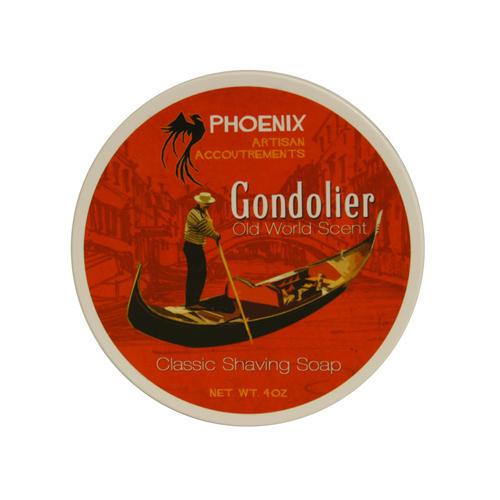 Sapone da Barba Gondolier Phoenix Artisan 114 gr