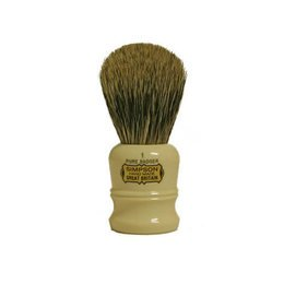Pennello da Barba Duke D1 Pure Badger Simpsons