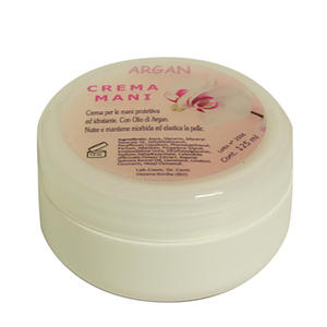 Crema mani all'olio di Argan Dr. Conti vaso 125 ml