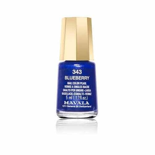 Smalto Mavala 343 Blueberry 5 ml