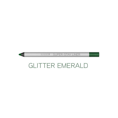Super- Stay Liner Glitter Emerald 1.2 gr