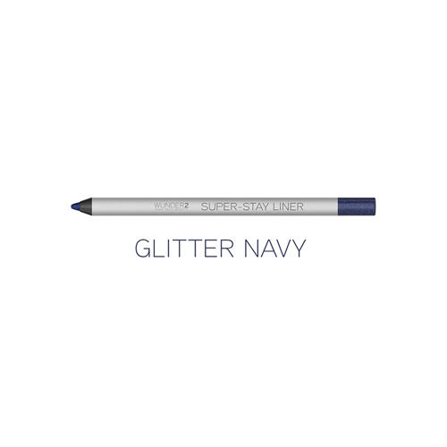 Super- Stay Liner Glitter Navy Wunder2 1.2