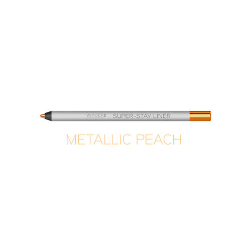 Super- Stay liner metallic Peach 1.2 gr