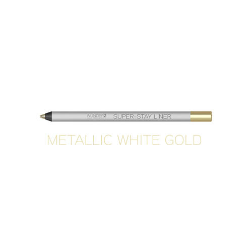 Super- Stay liner metallic White gold Wunder2 1.2 gr