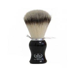 Pennello da barba in fibra sintetica HI-BRUSH Omega 46206