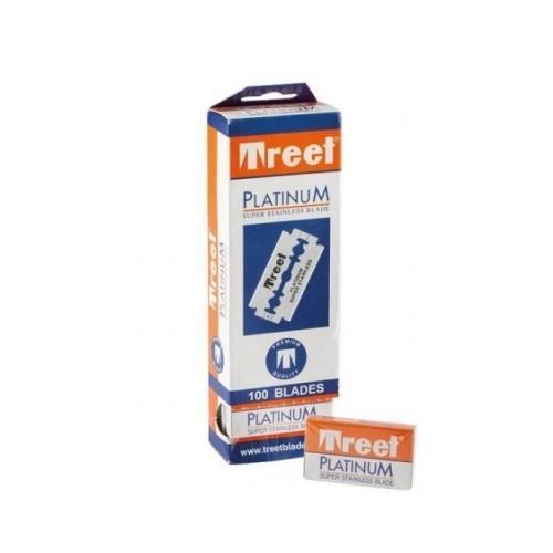 Lametta Barba Treet Platinum Stecca 20 pc da 5 lame