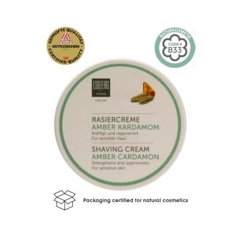 Shaving Cream Amber Cardamon  Esbjerg 150 gr.