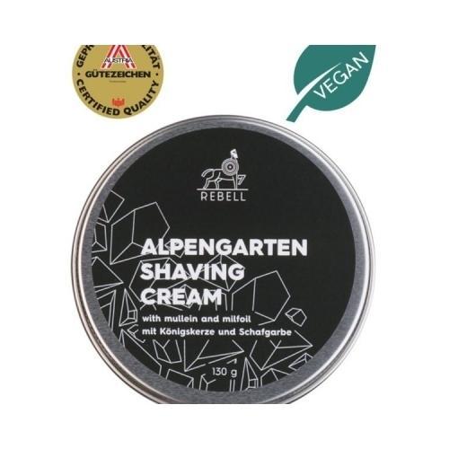 Shaving Cream Alpine Garden REBELL Esbjerg 130 gr.