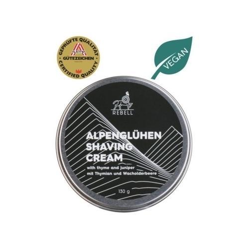 Shaving Cream Alpine Glow REBELL Esbjerg 130 gr.