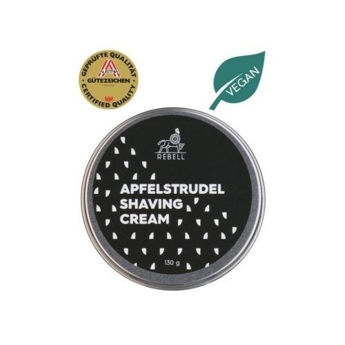 Shaving Cream AppleStrudel REBELL Esbjerg 130 gr.