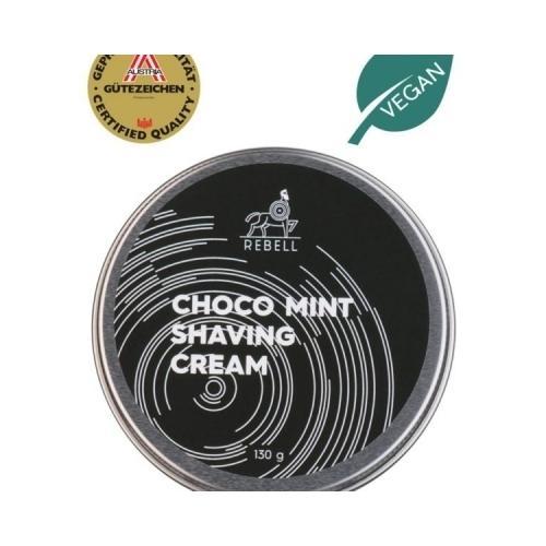 Shaving Cream Choco Mint REBELL Esbjerg 130 gr.