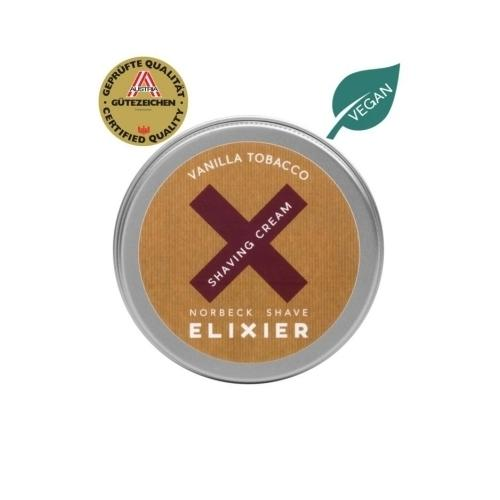 Shaving Cream Vaniglia Tabacco Elixier Esbjerg 130 gr.