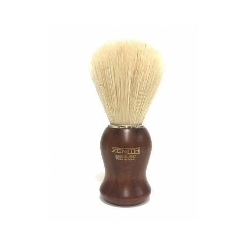 Pennello Barba Manico Noce Ciuffo Setola Zenith New Kotibe PP21