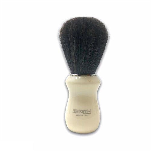 Pennello Barba Manico Avorio Ciuffo Cavallo Soft Zenith 502AK PP21
