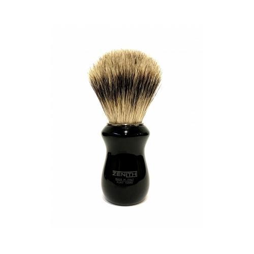 Pennello Barba Manico Nero Nic Ciuffo Best Badger Zenith 502N PP21