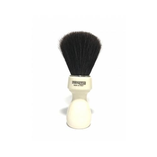 Pennello Barba Manico Avorio Ciuffo Cavallo Soft Zenith 507A PP21