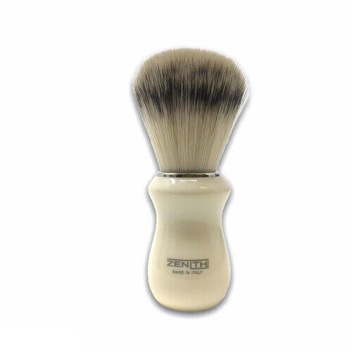 Pennello Barba Manico Avorio Ciuffo Syntetic Zenith 502AK PP21