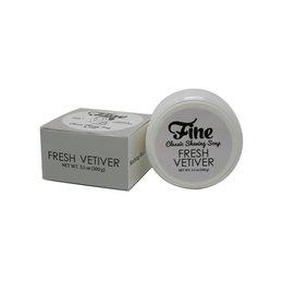 Sapone da barba Fresh Vetiver Fine 100 gr.