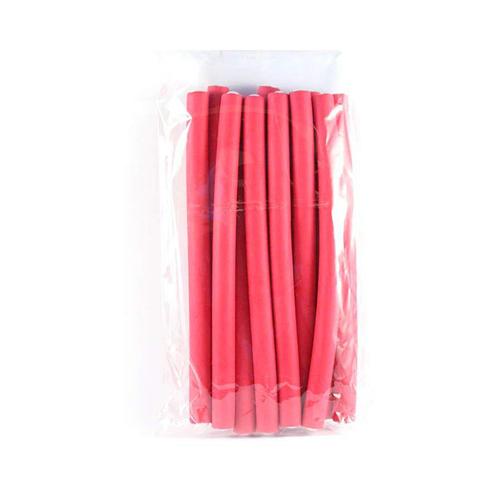 Bigodino super flex corto rosso 12 pz. Sin