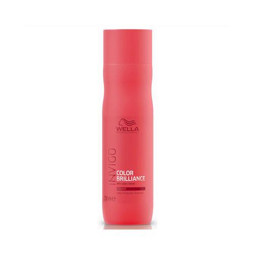 INVIGO Shampoo Color Brilliance Capelli Grossi Wella 250 ml