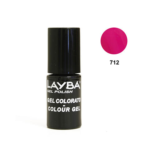 Layba Gel polish nr. 712 5 ml
