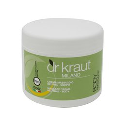 Crema Massaggio Corpo Dr. Kraut K1002 500 ml