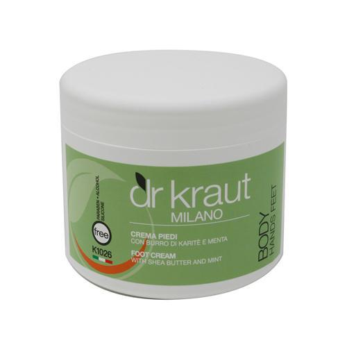 Crema Piedi Rinfrescante Dr. Kraut K1026 500 ml