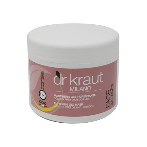 Maschera Gel Purificante Viso Dr. Kraut K1062 500 ml