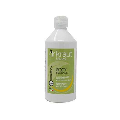Olio Massaggio Cellulite Dr. Kraut K1014 500 ml