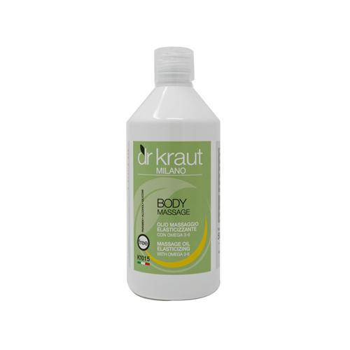 Olio Massaggio Elasticizzante Dr. Kraut K1015 500 ml