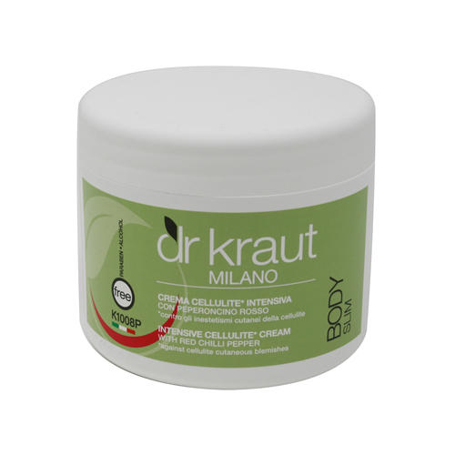 Crema cellulite Intensiva Peperoncino Rosso Dr. Kraut K1008P 500 ml