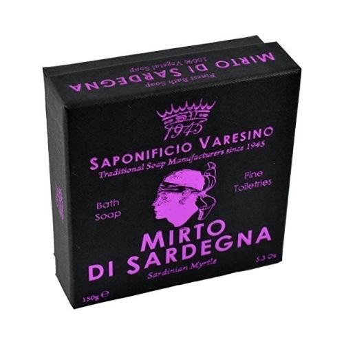 Sapone da Bagno Saponificio Varesino Mirto di Sardegna 150 gr.