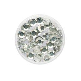 Glitzer Steine Kristall XL Eulenspiegel 2,5 g ca. 100 pz
