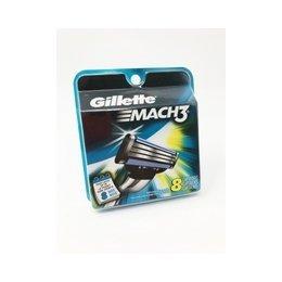 Lamette Ricambio Gillette Mach 3 conf. 8 Pz