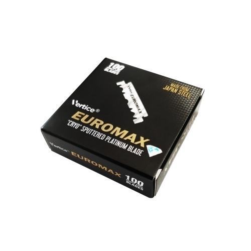 Lamette Euromax Platinum 100 Mezze lame