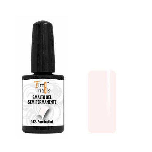 TN Smalto Gel Semipermanente nr. 142 Pure Instint 14 ml.