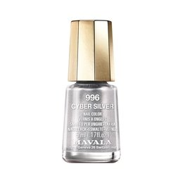 Smalto Mavala 996 Cyber Silver  5 ml