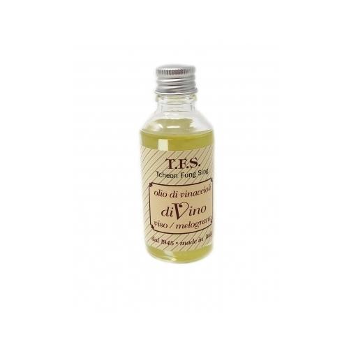 Olio di Vinaccioli per Donna Melograno TFS diVino 50 ml