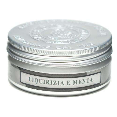 Sapone da Barba in Crema Liquirizia e Menta  Saponificio Bignoli 175 gr