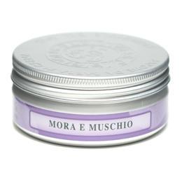 Sapone da Barba in Crema Mora e Muschio  Saponificio Bignoli 175 gr